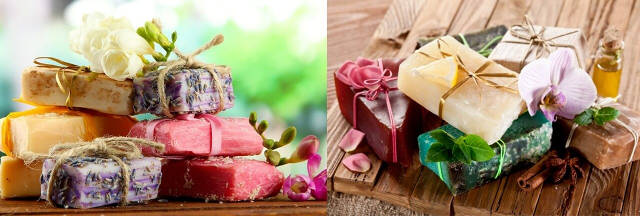 Soap Making Courses Banner