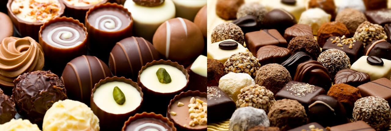 CHOCOLATE MAKING BANNER